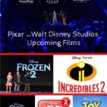 D23 Expo presentation: Pixar and Walt Disney Studios Upcoming Films with John Lasseter