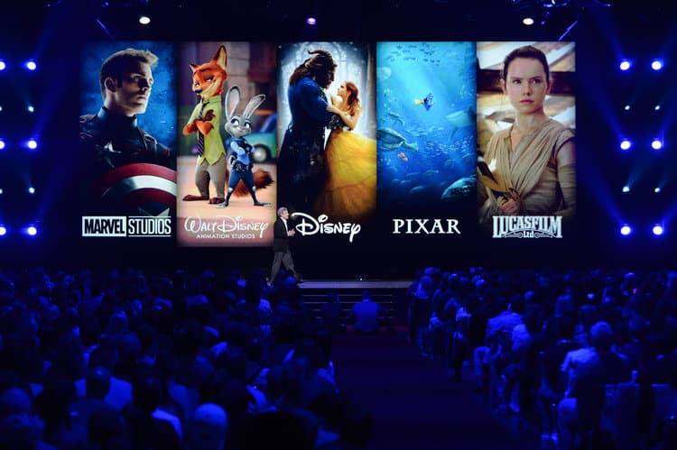 D23 Expo Recap Pixar And Walt Disney Animation Studios Film