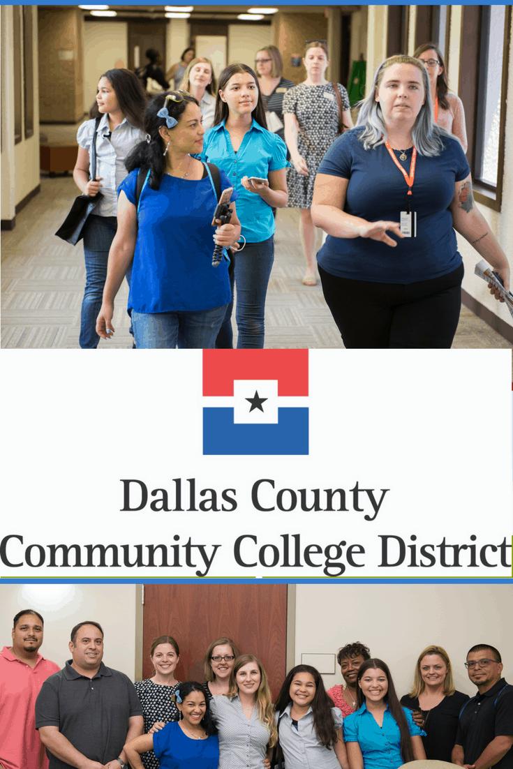 Dallas County Community College District tour