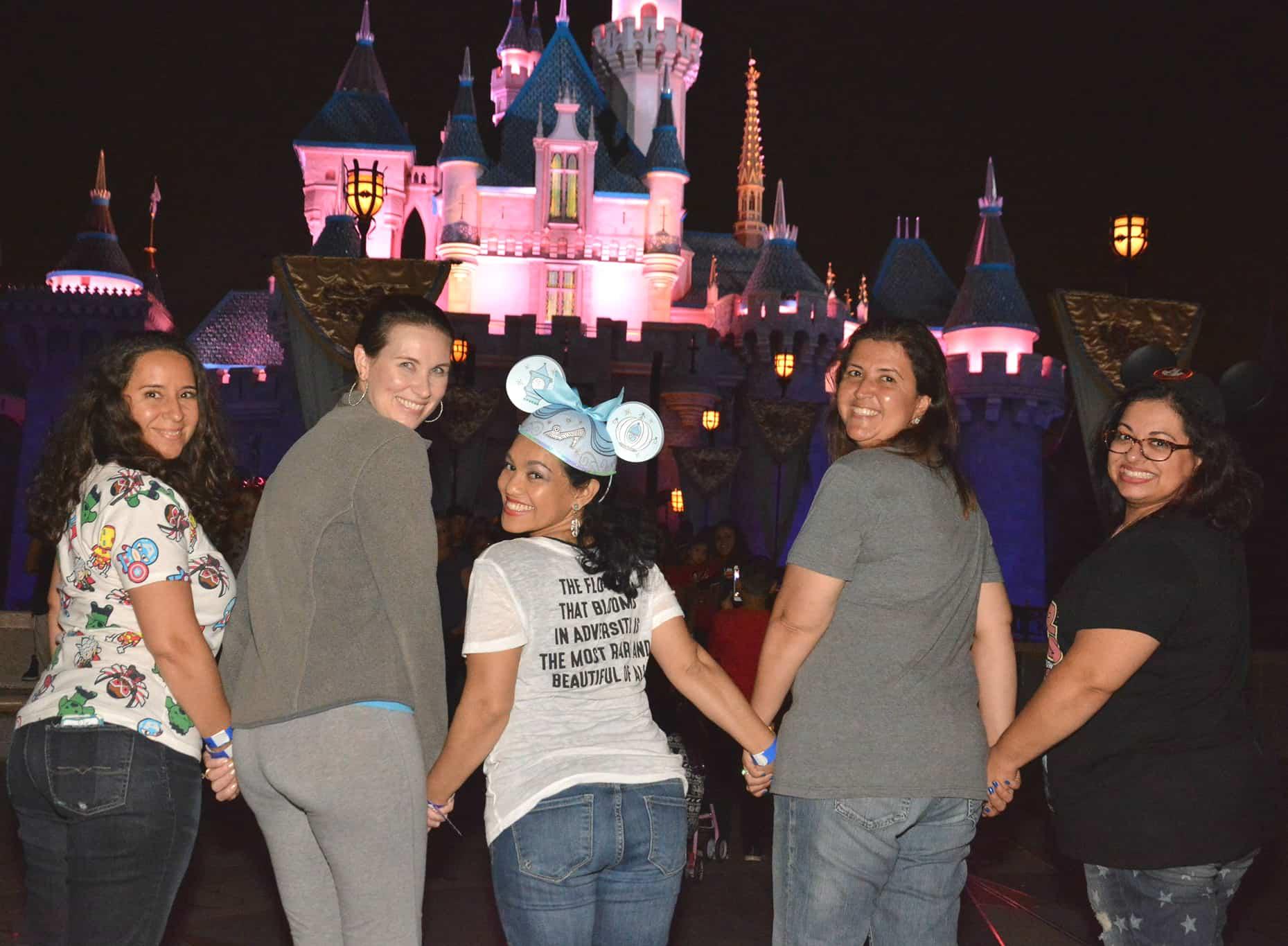 Disneyland Influencers - D23 Expo , Anaheim California