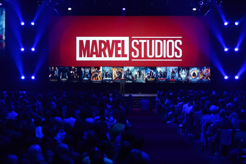 D23 EXPO 2017 - Saturday, July 15, 2017 - The Ultimate Disney Fan Event - brings together all the worlds of Disney under one roof for three packed days of presentations, pavilions, experiences, concerts, sneak peeks, shopping, and more. The event, which takes place July 14-16 at the Anaheim Convention Center, provides fans with unprecedented access to Disney films, television, games, theme parks, and celebrities. (Disney/Image Group LA) ALAN HORN (CHAIRMAN, THE WALT DISNEY STUDIOS)