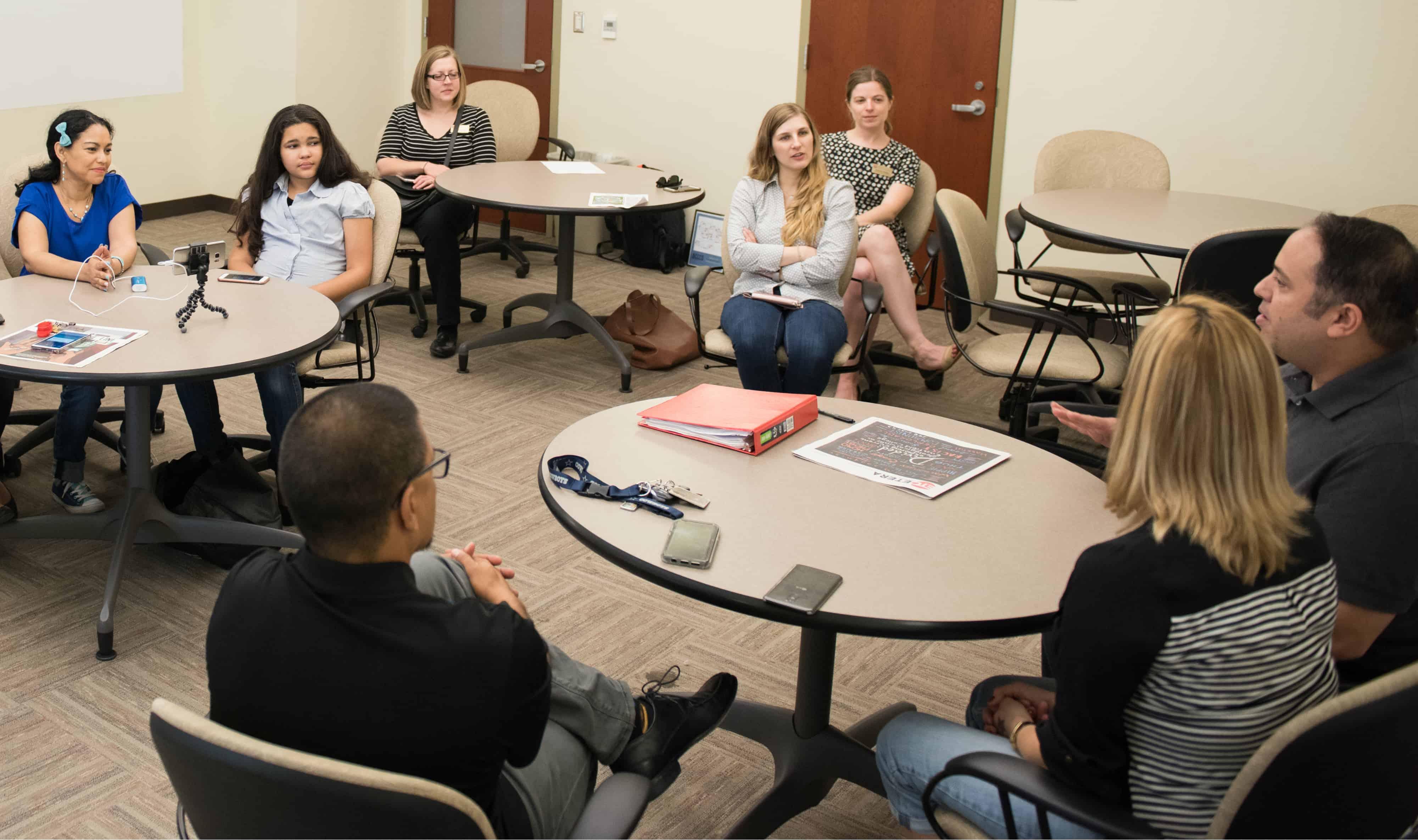 Dallas Community College District - Student testimonials, Social work Program