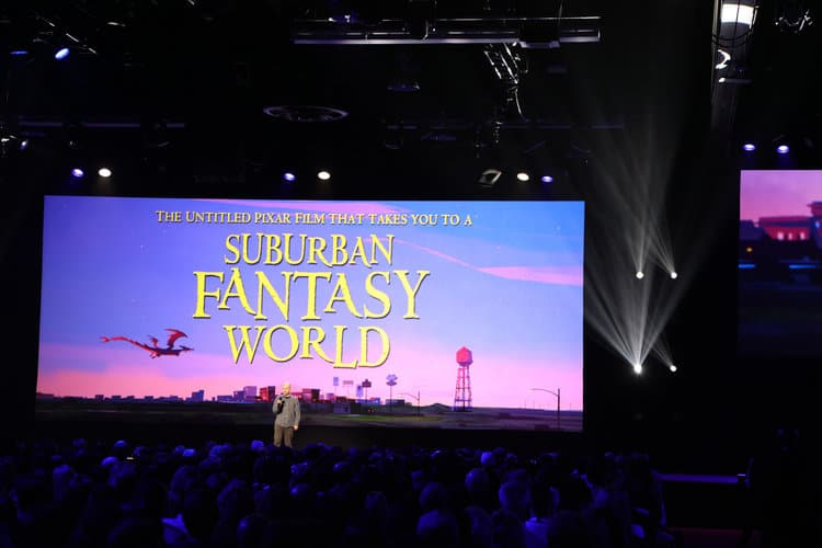 D23 EXPO 2017 - Friday, July 14, 2017 - The Ultimate Disney Fan Event - brings together all the worlds of Disney under one roof for three packed days of presentations, pavilions, experiences, concerts, sneak peeks, shopping, and more. The event, which takes place July 14-16 at the Anaheim Convention Center, provides fans with unprecedented access to Disney films, television, games, theme parks, and celebrities. (Disney/Image Group LA) DAN SCANLON