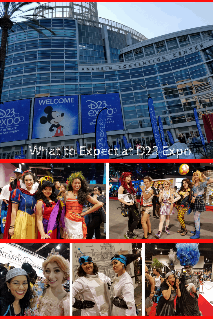 What to expect at D23 Expo - Disney bounding - Disney Cosplay - Disney Costumes