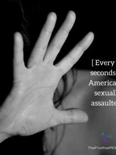Every 98 seconds, an American is sexually assaulted