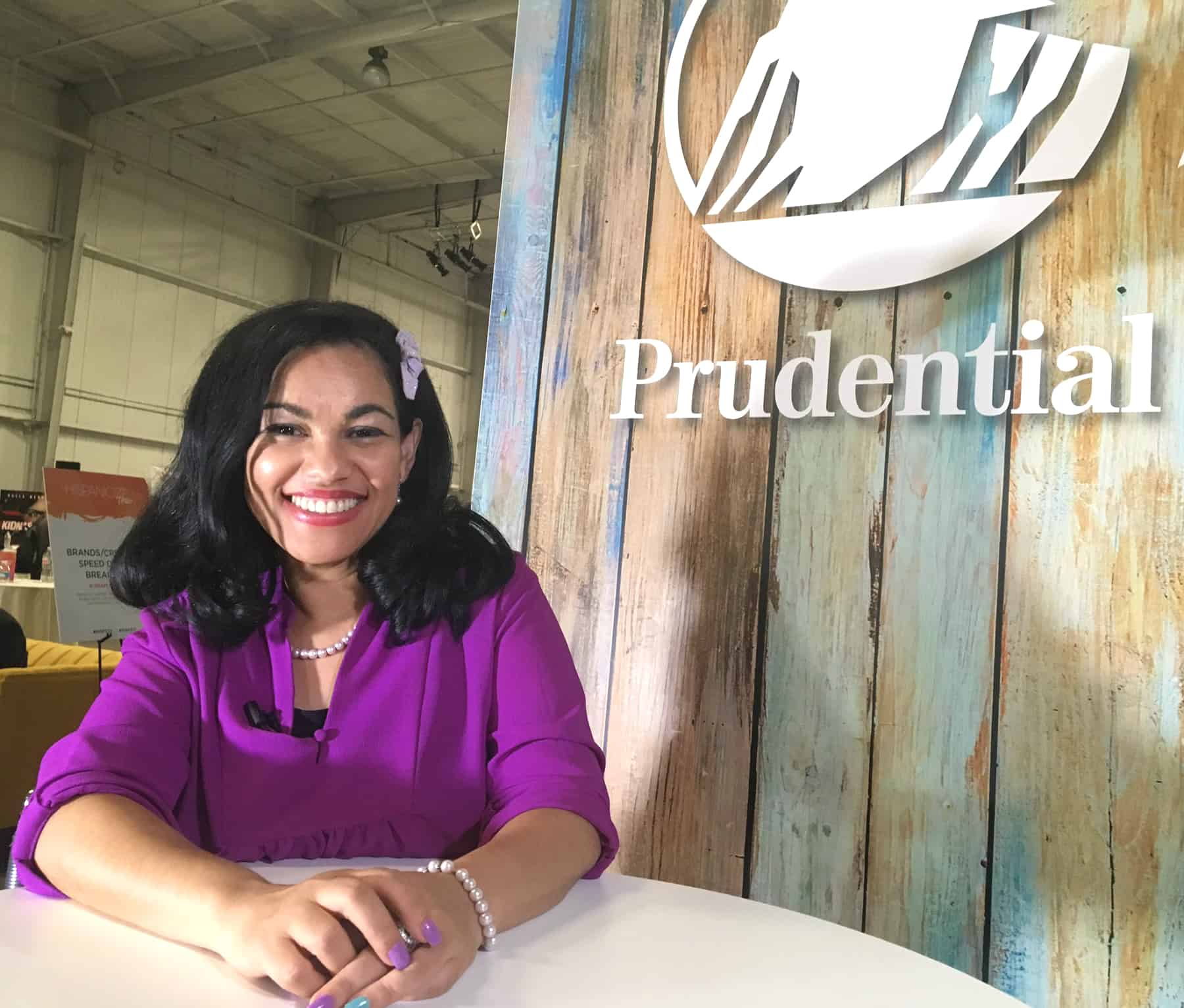 Influencer Elayna Fernandez ~ The Positive MOM | Prudential Ambassador at Hispanicize Texas weekend in Houston