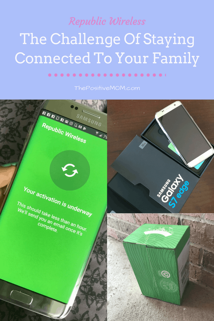 The Challenge Of Staying Connected To Your Family