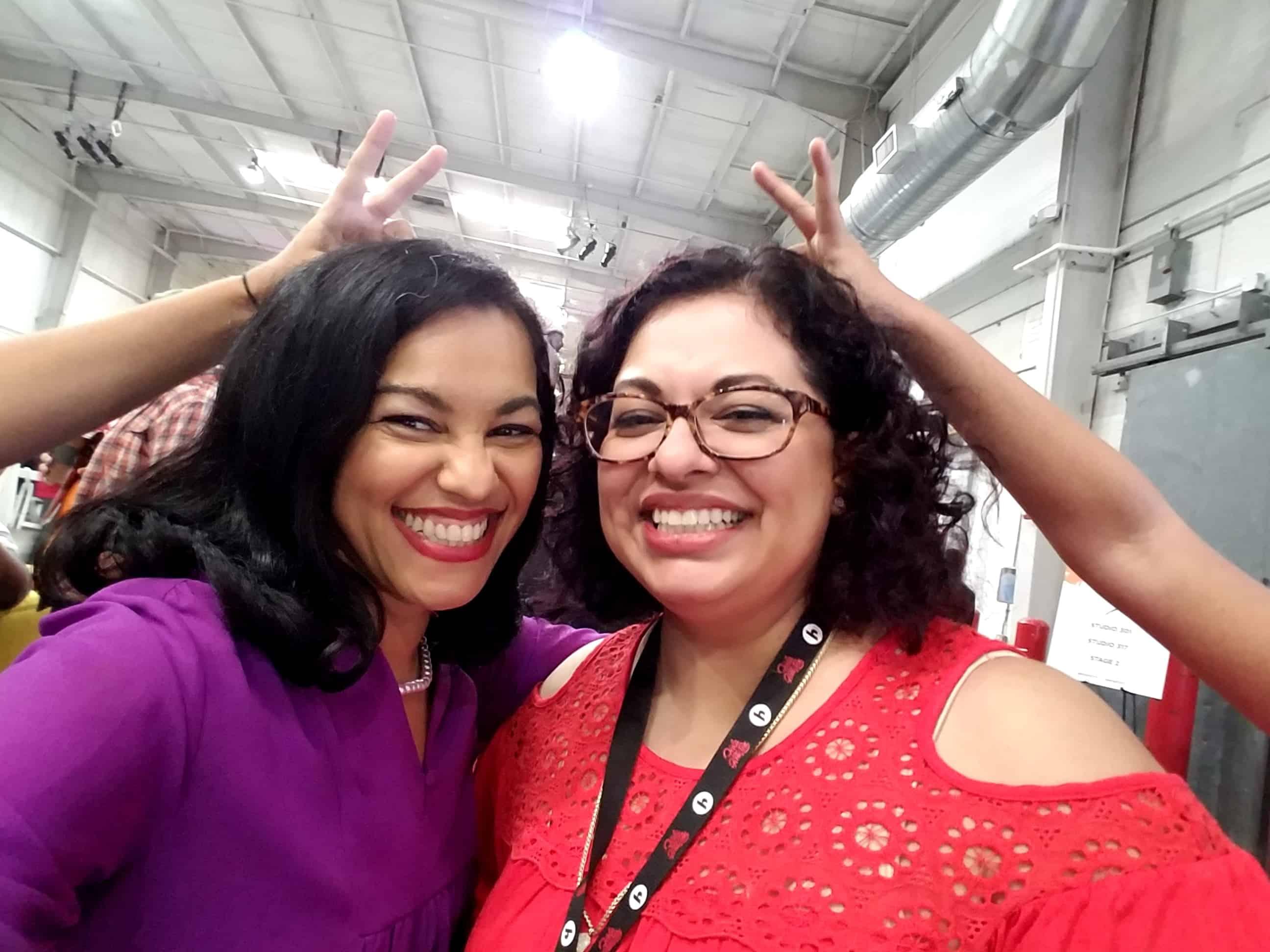 The Positive Mom and Candy Po - Hispanicize Texas