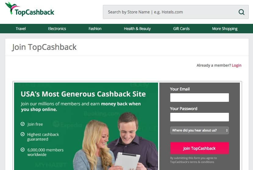 Top Cash Back | Disney Store - Join Top Cash Back
