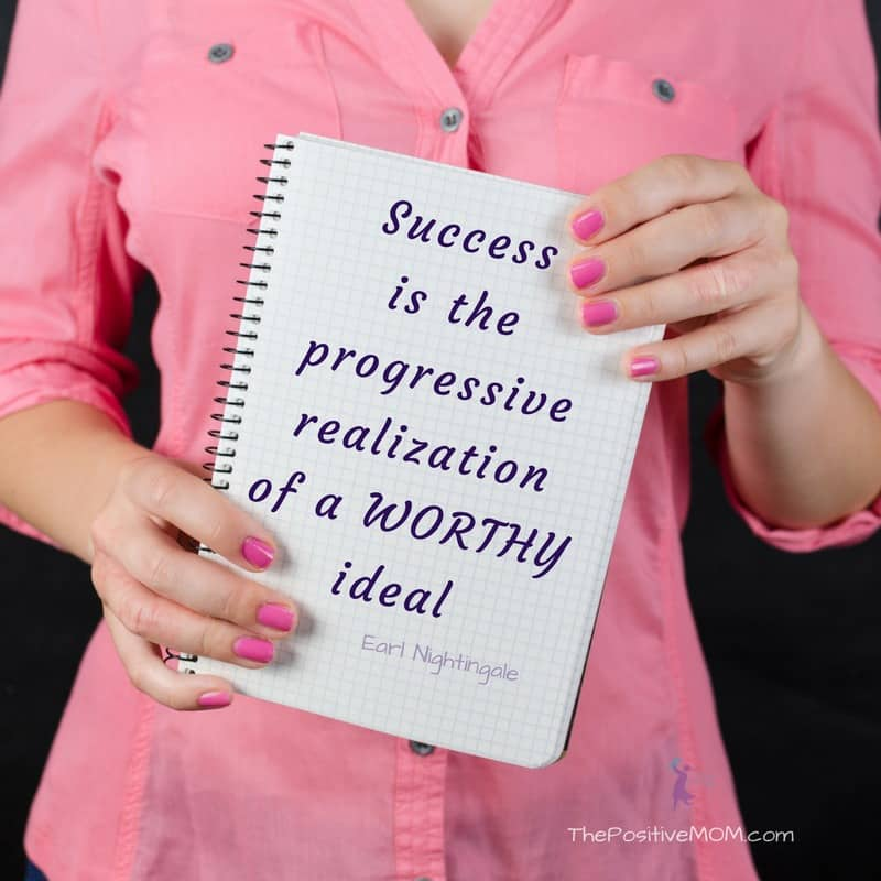 Success is the progressive realization of a worthy ideal - Earl Nightingale quote