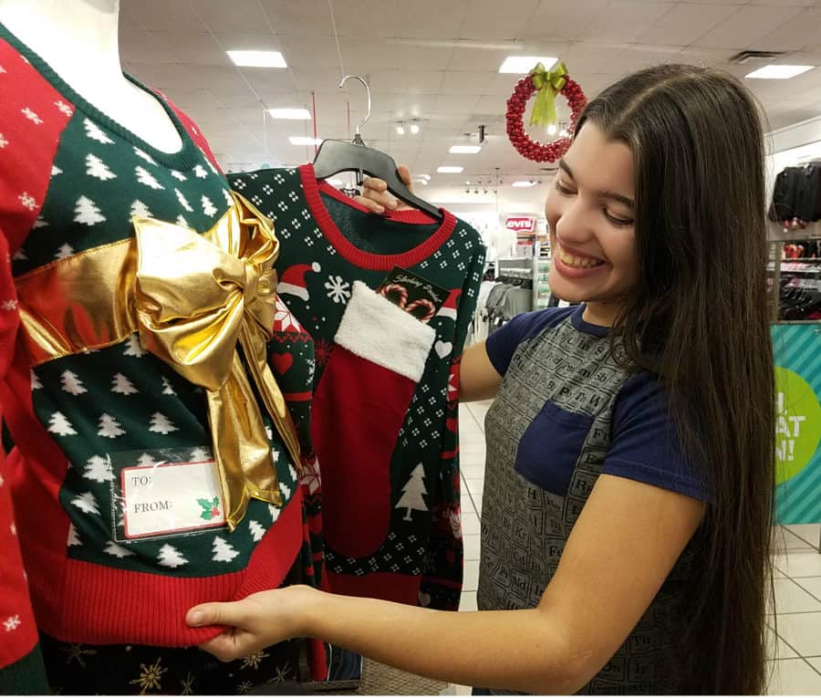 JCPenney Holiday Challenge - give more with less