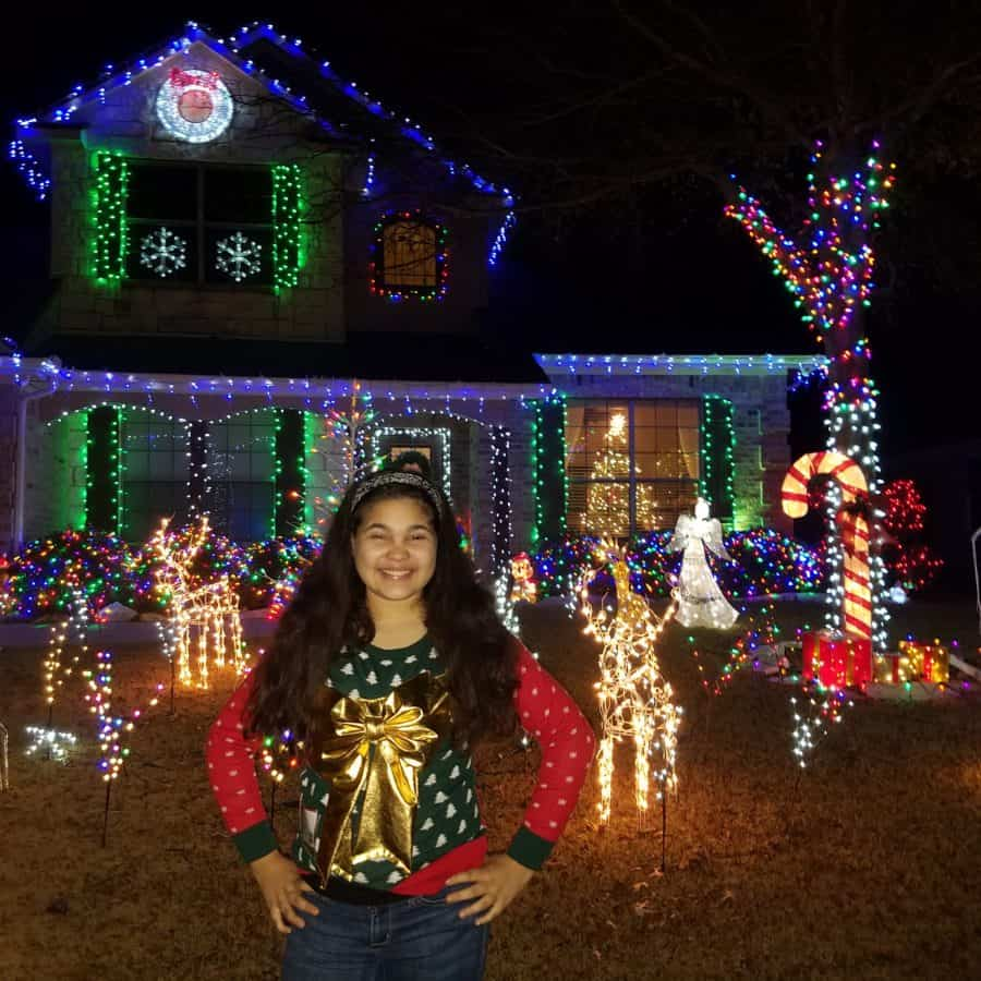 JCPenney Holiday Challenge - give more with less. Ugly Christmas Sweater