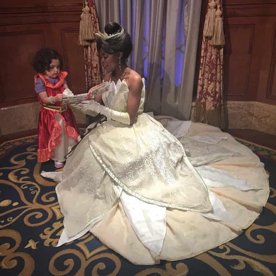 Walt Disney World with Your Preschooler - Princess Tiana