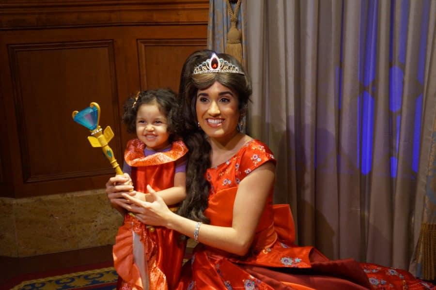 Walt Disney World with Your Preschooler - Princess Elena of Avalor