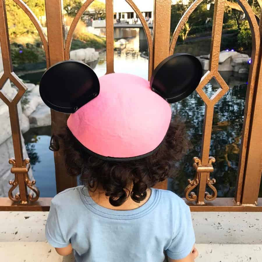 Walt Disney World with Your Preschooler with joy and ease