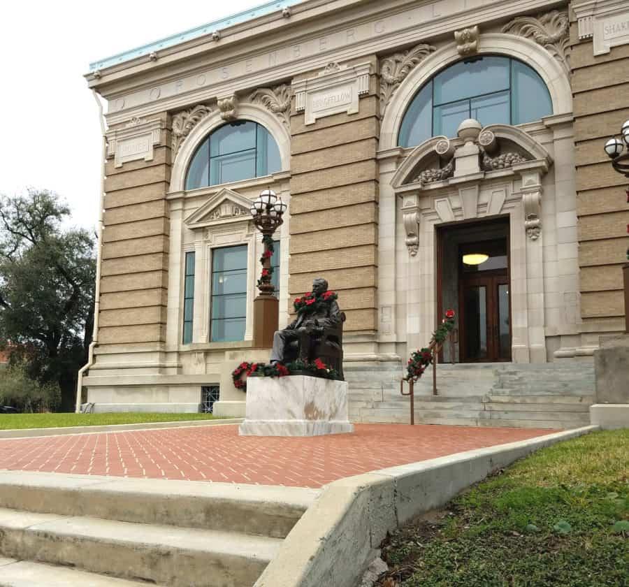 Rosenberg Library Galveston