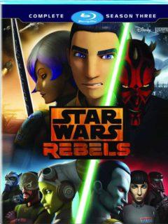 Star Wars Rebels The Complete Season Three Blu-ray Giveaway   Disney XD Lucasfilm