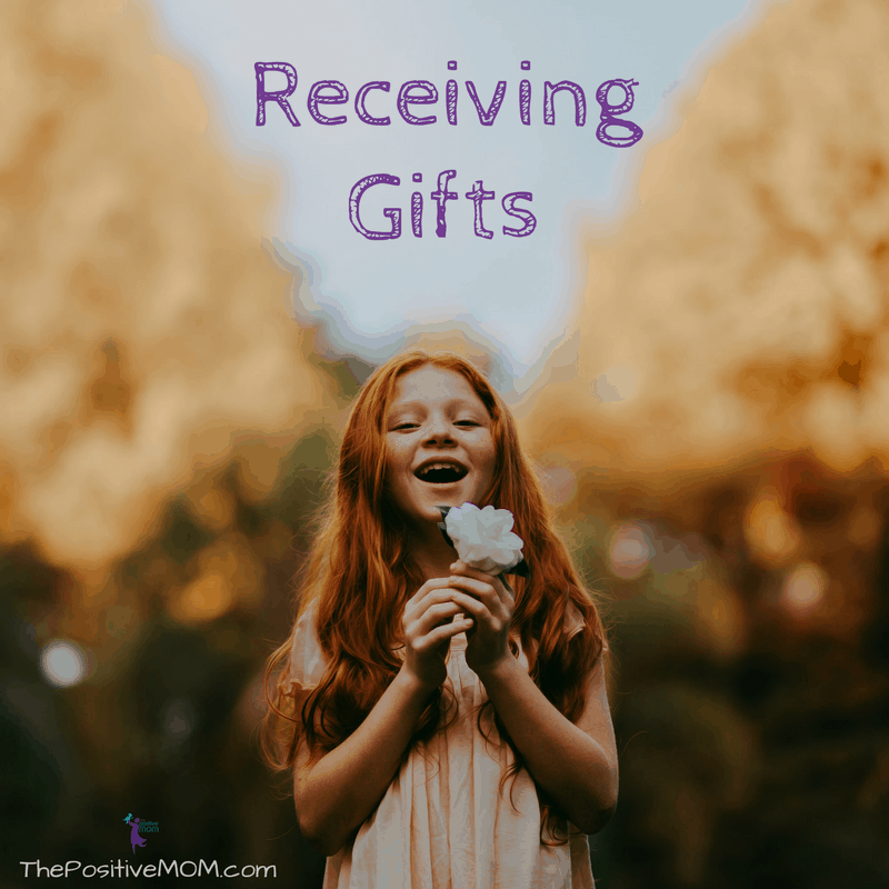 The 5 Love Languages - Receiving Gifts - The Positive MOM