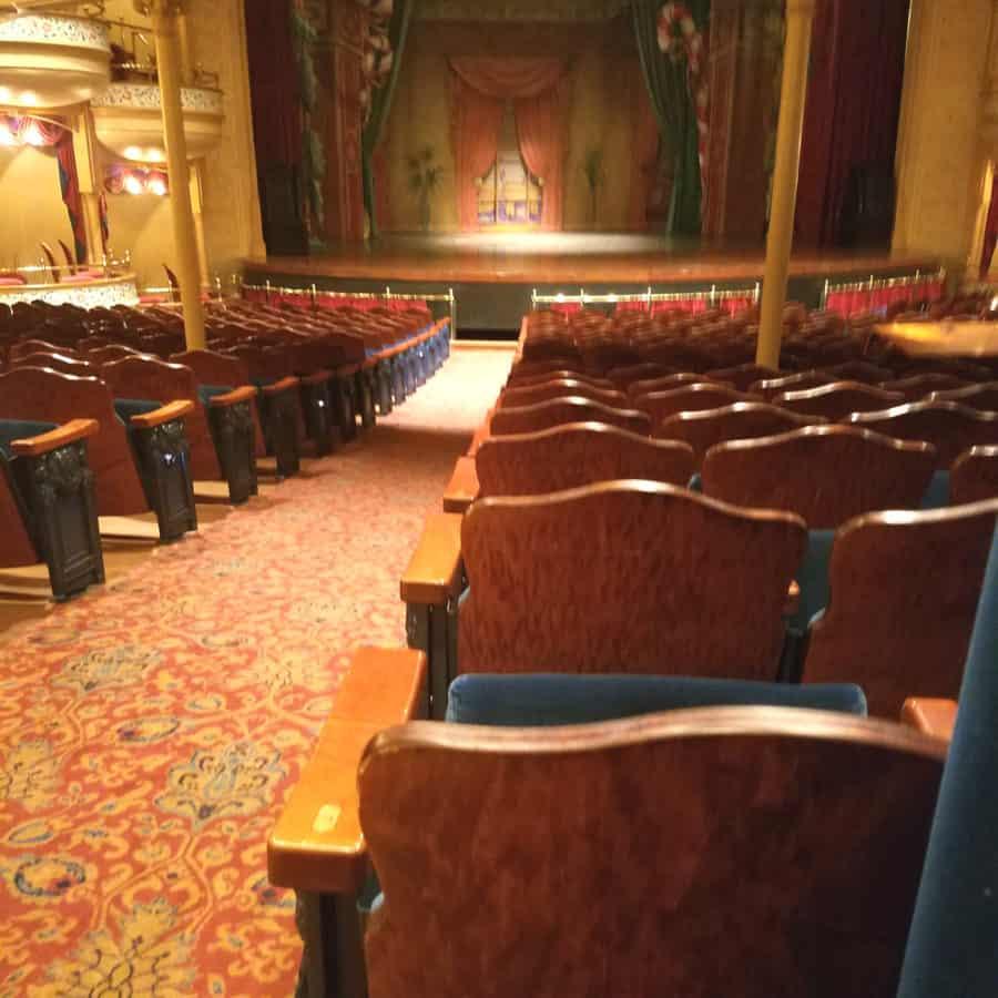 Galveston Texas Opera House