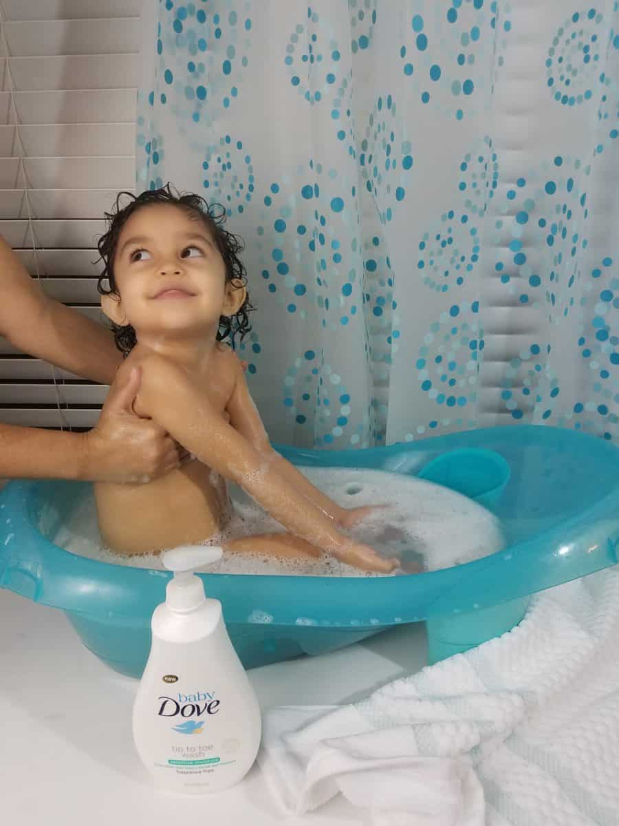 How I Nurture My Child in Every Way At Bath Time ~ #BathTime ...