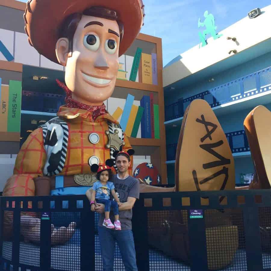 Toy Story - Disney All Stars Resort