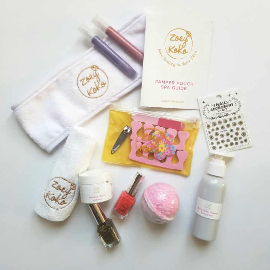 Zoey Koko pamper pouch giveaway