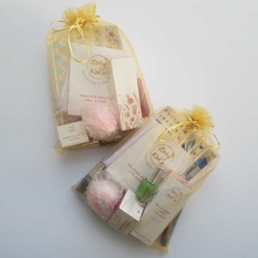 Zoey Koko pamper pouches giveaway