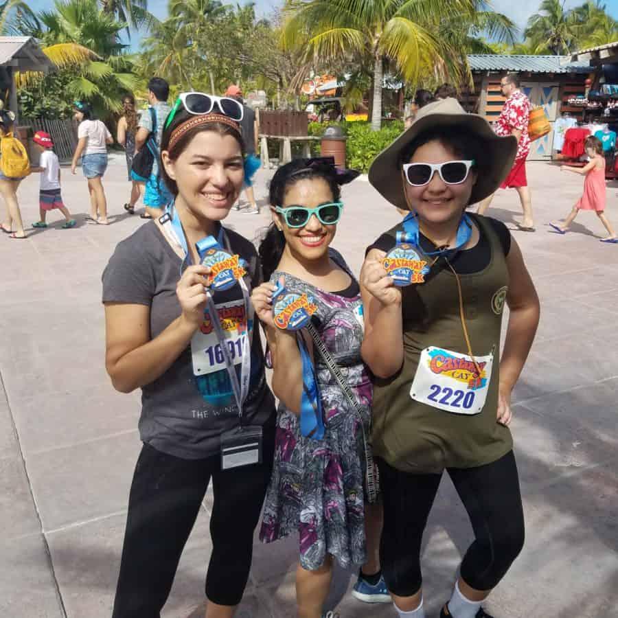 Castaway Cay 5K - The Bahamas - Disney's Private Island