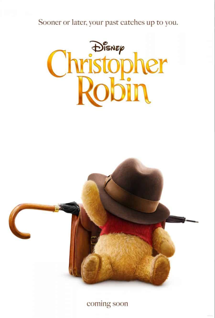 Christopher Robin first poster