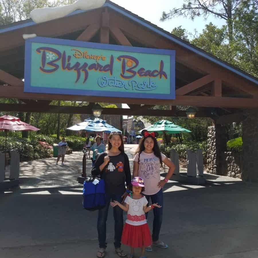 Disney's Blizzard Beach Water Park - Walt Disney World, Orlando FL