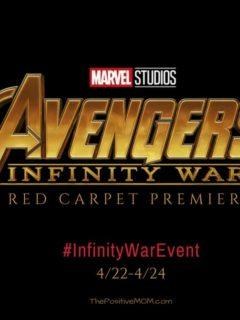 Avengers Infinity War Red Carpet Premiere