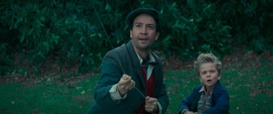 Lin Manuel Miranda - Disney Mary Poppins Returns