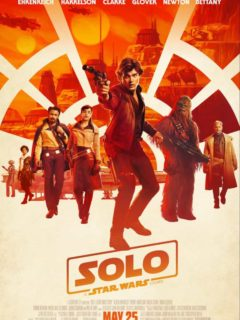 Han Solo - A Star Wars Story - Group Poster