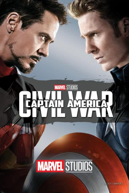 Marvel Movie Collection - Captain America Civil War