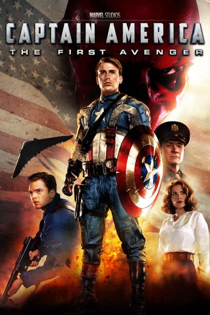 Marvel Movie Collection - Captain America The First Avenger