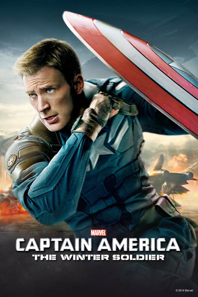 Marvel Movie Collection - Captain America The Winter Soldier