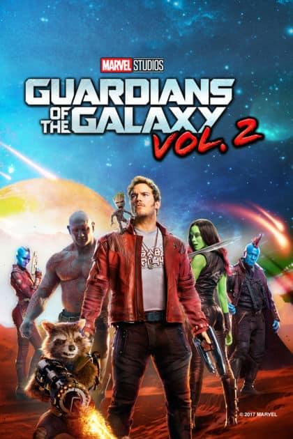 Marvel Movie Collection - Guardians of the Galaxy Vol 2