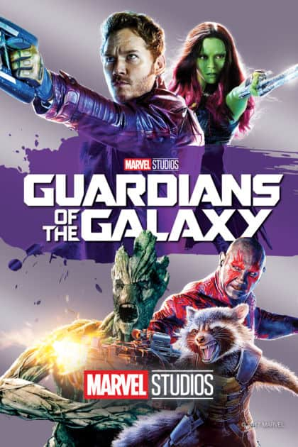 Marvel Movie Collection - Guardians of the Galaxy