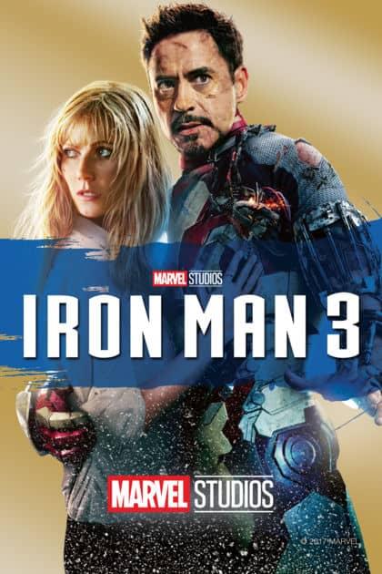 Marvel Movie Collection - Iron Man 3