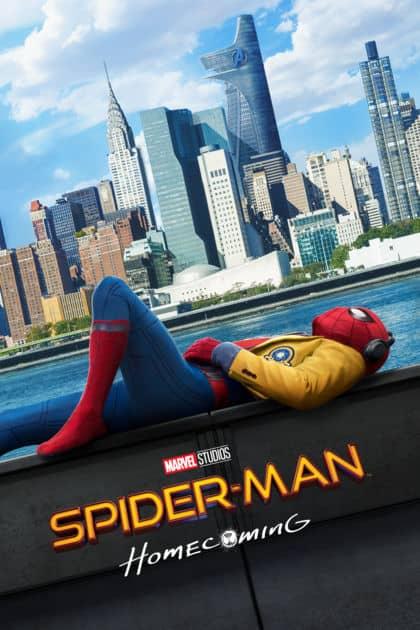 Marvel Movie Collection - Spider-man Homecoming