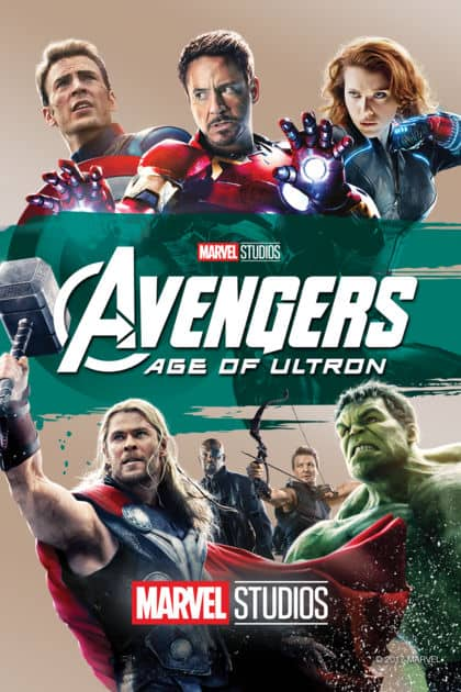 Marvel Movie Collection - The Avengers : Age of Ultron