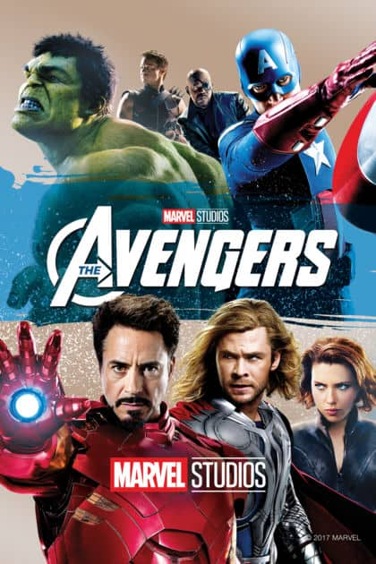 Marvel Movie Collection - The Avengers