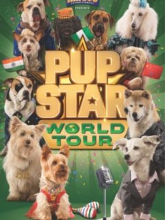 Pup Star: World Tour free movie tickets!