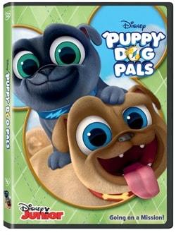 Puppy Dog Pals Giveaway - Disney Junior blu-ray