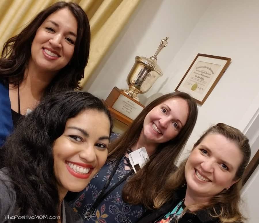 Elayna Bloggers Walt Disney Office