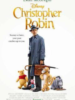 Christopher Robin movie poster Ewan McGregor