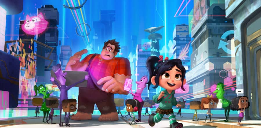 Ralph Breaks The Internet A Movie About Friendship