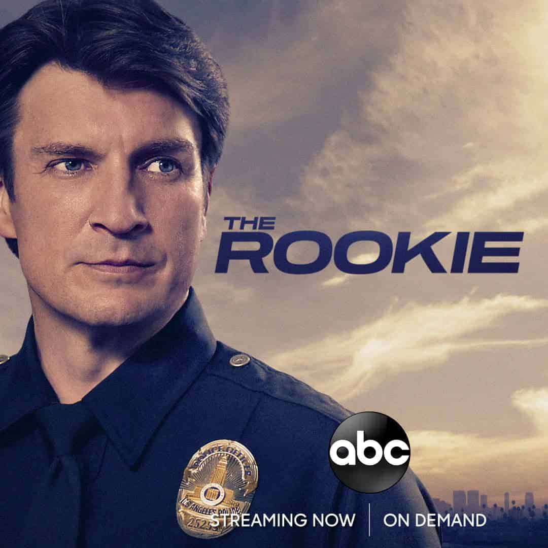 My Set Visit Of The Rookie ABC : Behind The Scenes With