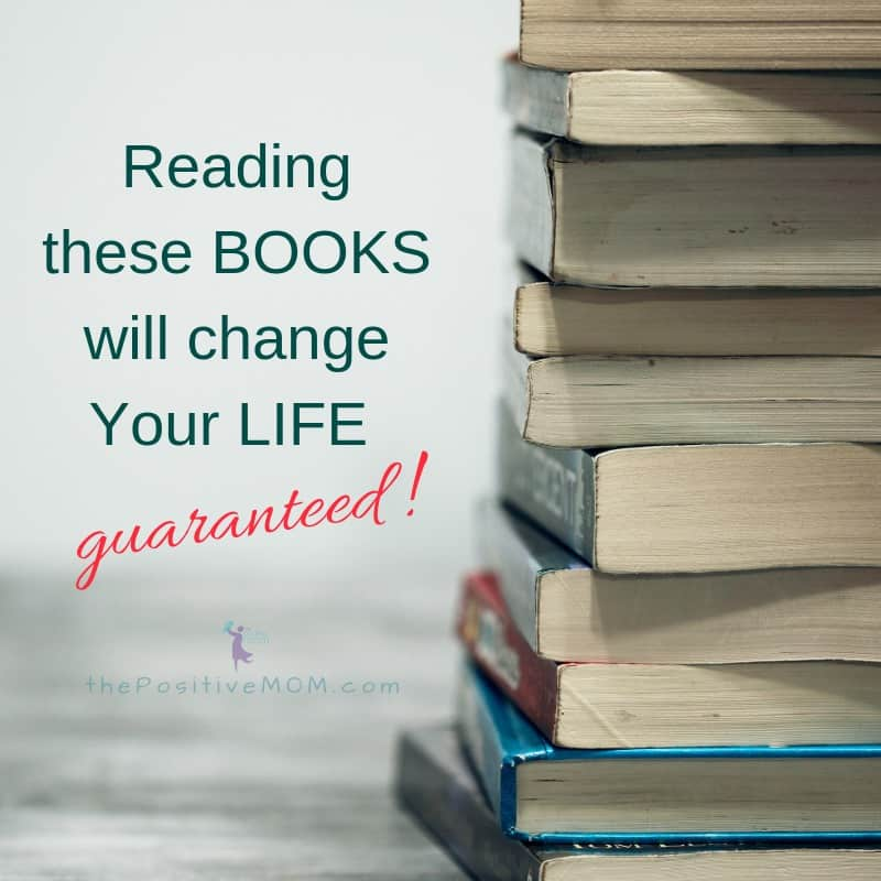 Reading these books will change your life - guaranteed!