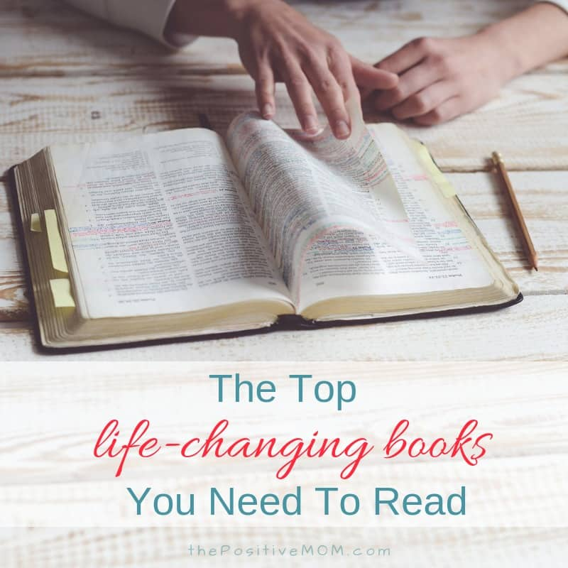 The top life changing books you need to read